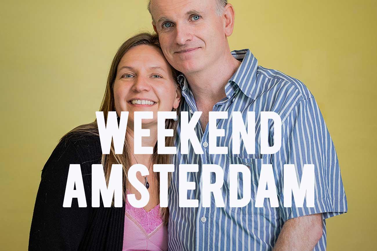 Honesty Europe WEEKEND Workshop AMSTERDAM