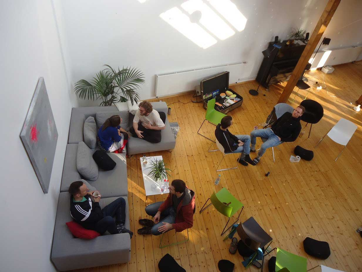 Honesty Europe weekend workshop