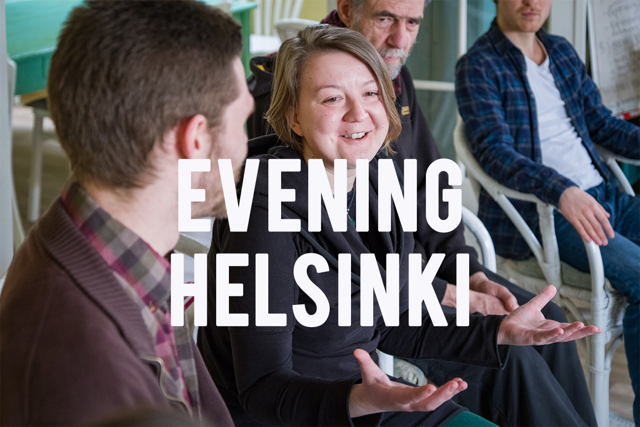 Radican Honesty Evening, Helsinki  | 18 February 2021
