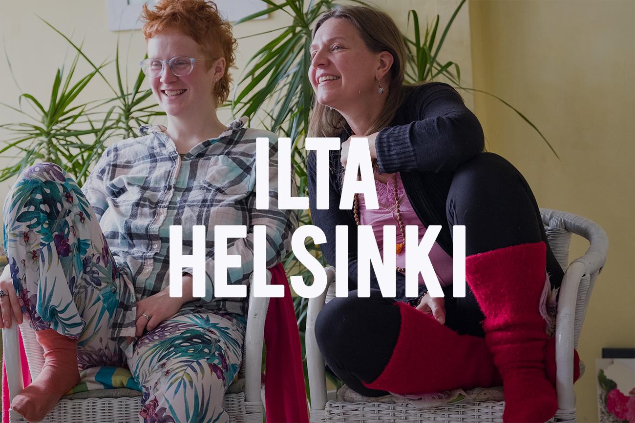 Radikaali Rehellisyys -ilta, Helsinki  | 16 Lokakuuta