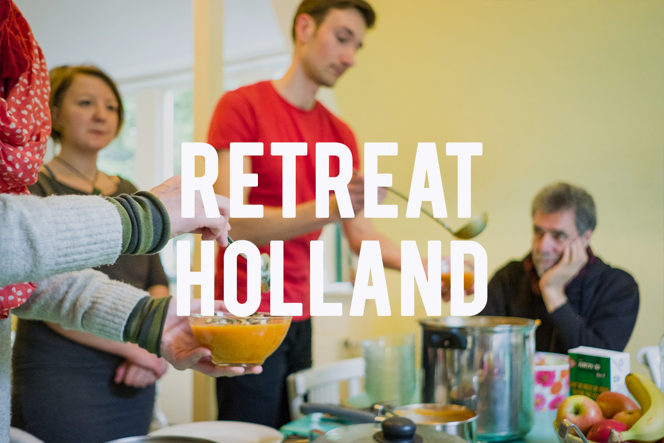 Radical Honesty Retreat In Zandvoort, The Netherlands  | 28-31 January 2021