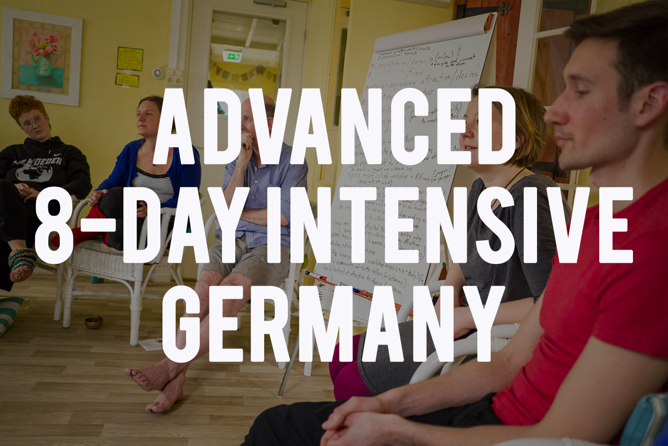 Advanced 8-Day Intensive Radical Honesty Retreat Fehmarn, Germany 18-26 June 2020 (THREE SPOTS)