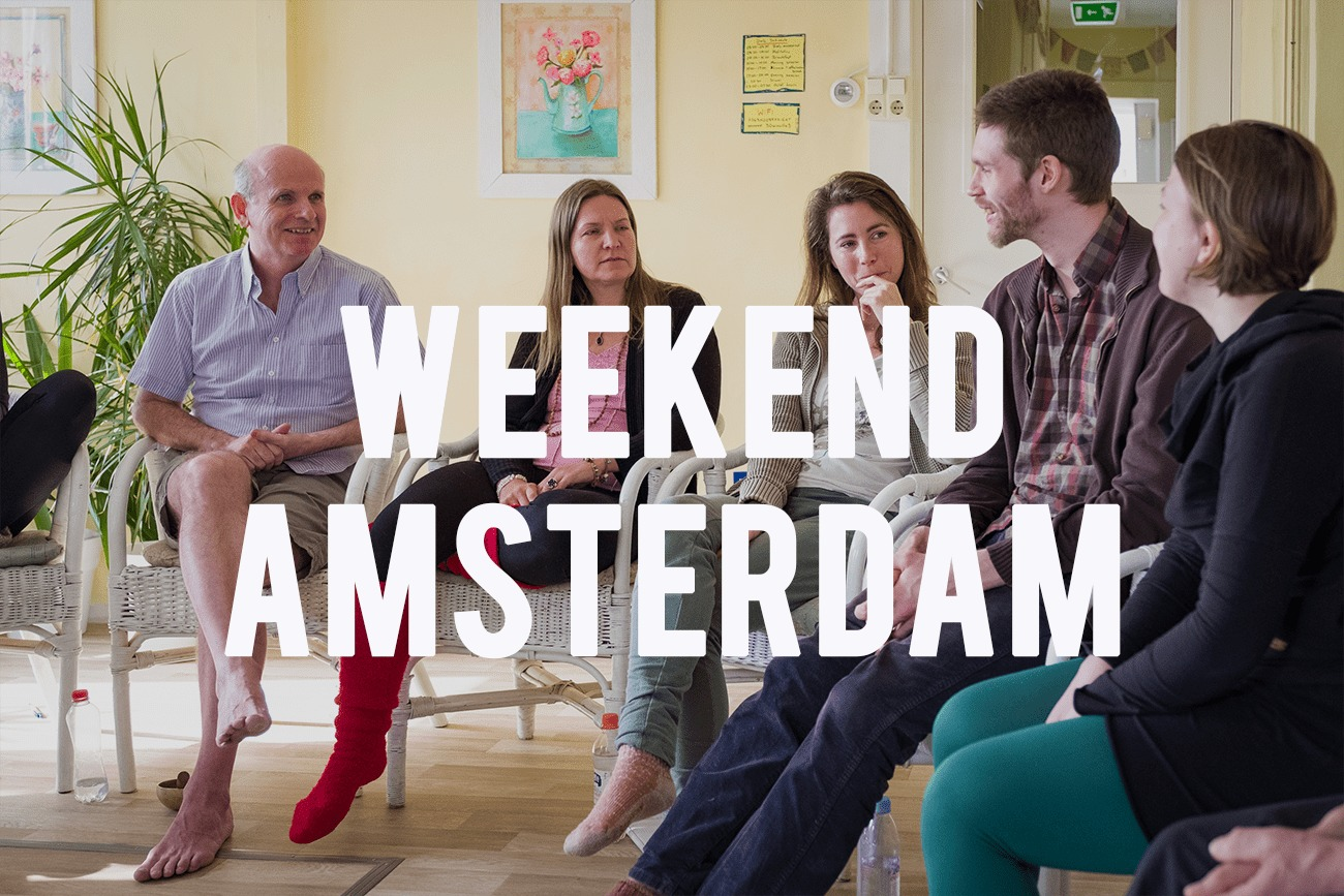 Radical Honesty Weekend Workshop Amsterdam, Holland 28-30 August 2020