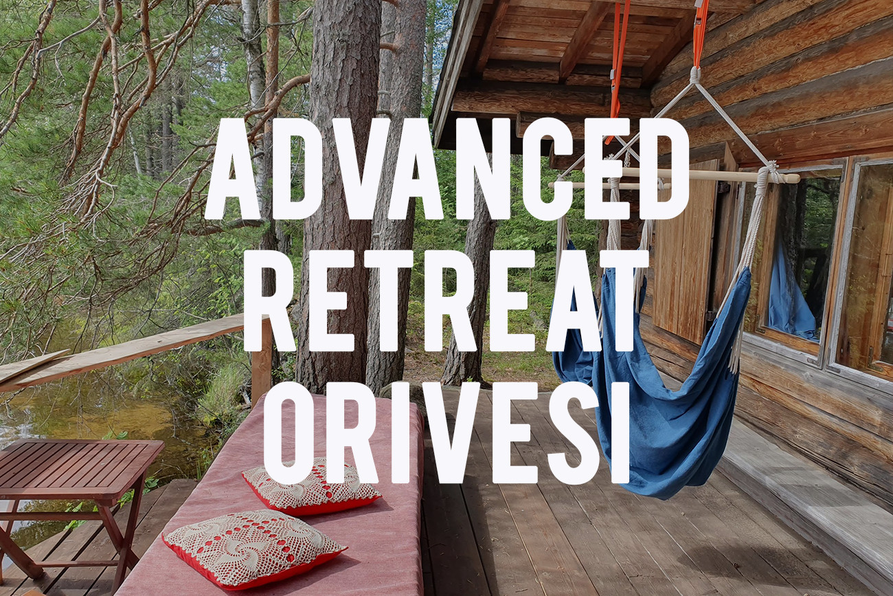 Advanced Radical Honesty Retreat Orivesi, Finland 5-9 August (FULL)