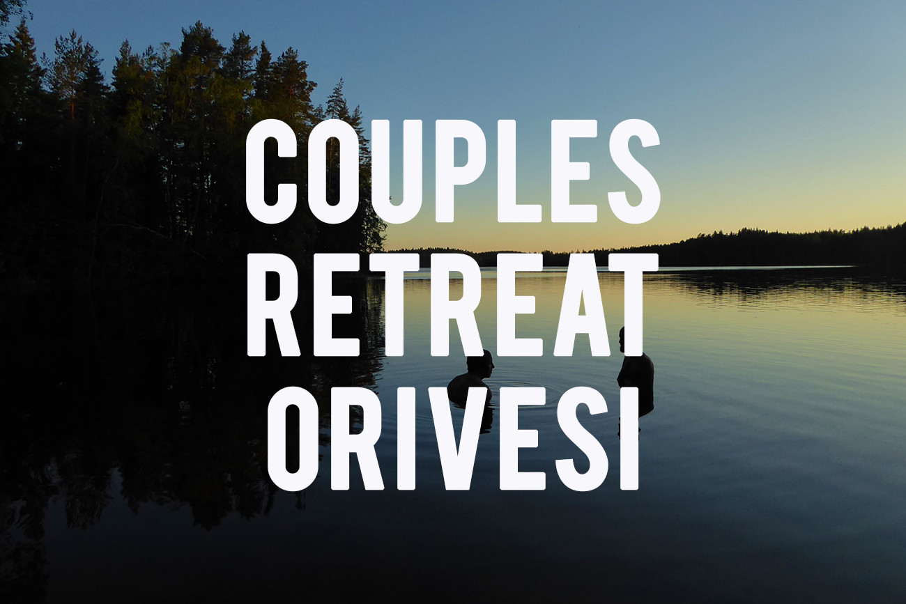 Couples Radical Honesty Retreat Orivesi, Finland 12-16 August 2020 (FULL)
