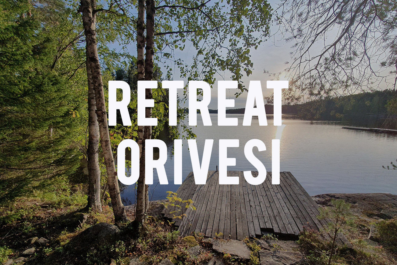 Radical Honesty Summer Retreat Orivesi | Finland 15-19 July 2020 (ONE SPOT)