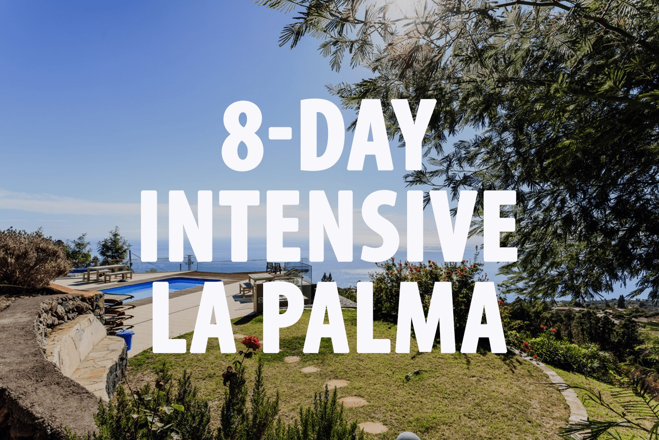 Radical Honesty 8-Day Intensive Retreat In La Palma, Spain  | 25 Feb–5 Mar 2021