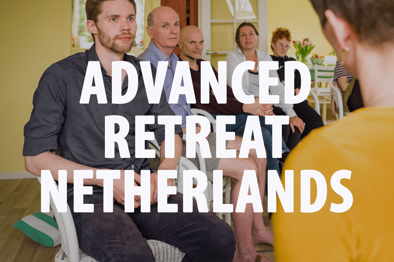 Radical Honesty Advanced Retreat In Zandvoort, The Netherlands  | 3-6 December 2020