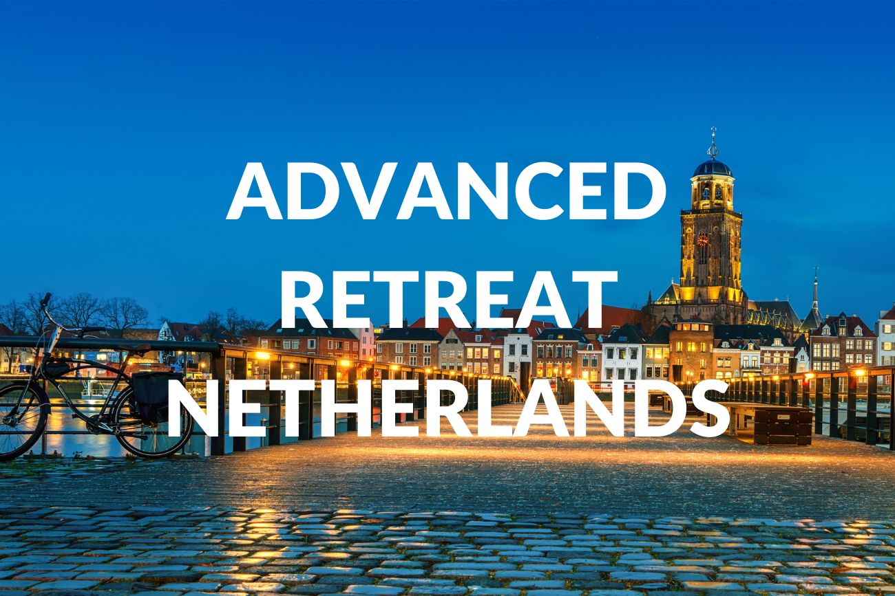 Advanced Radical Honesty Retreat In Gelderland, The Netherlands  | 8-12 November 2021