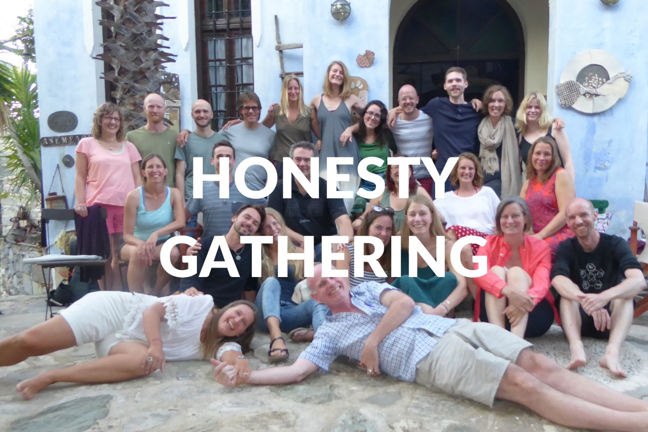 Honesty Gathering In Spitzmuehle Near Berlin, Germany | 9-13 June 2021