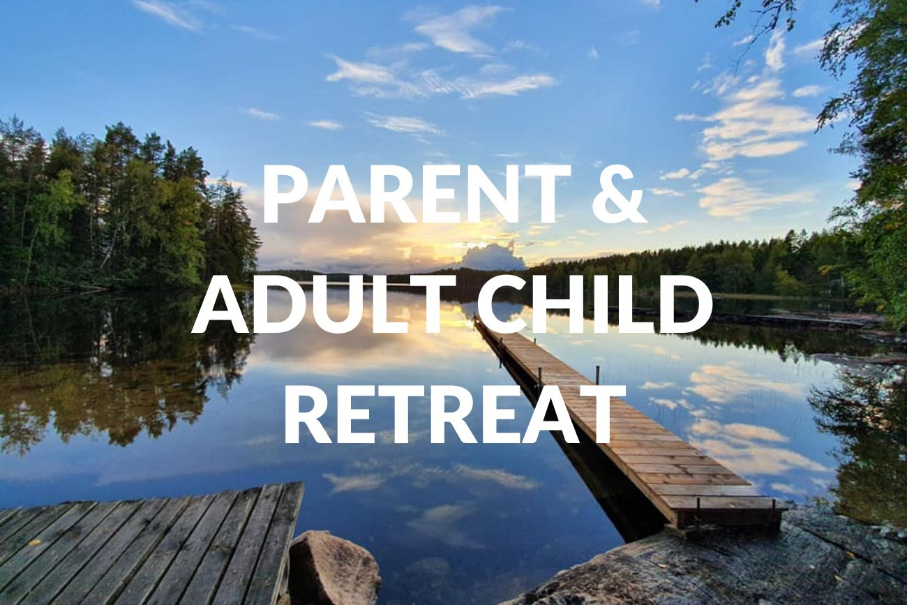 Radical Honesty Parent & Adult Child Retreat In Finland | 26-29 August 2021