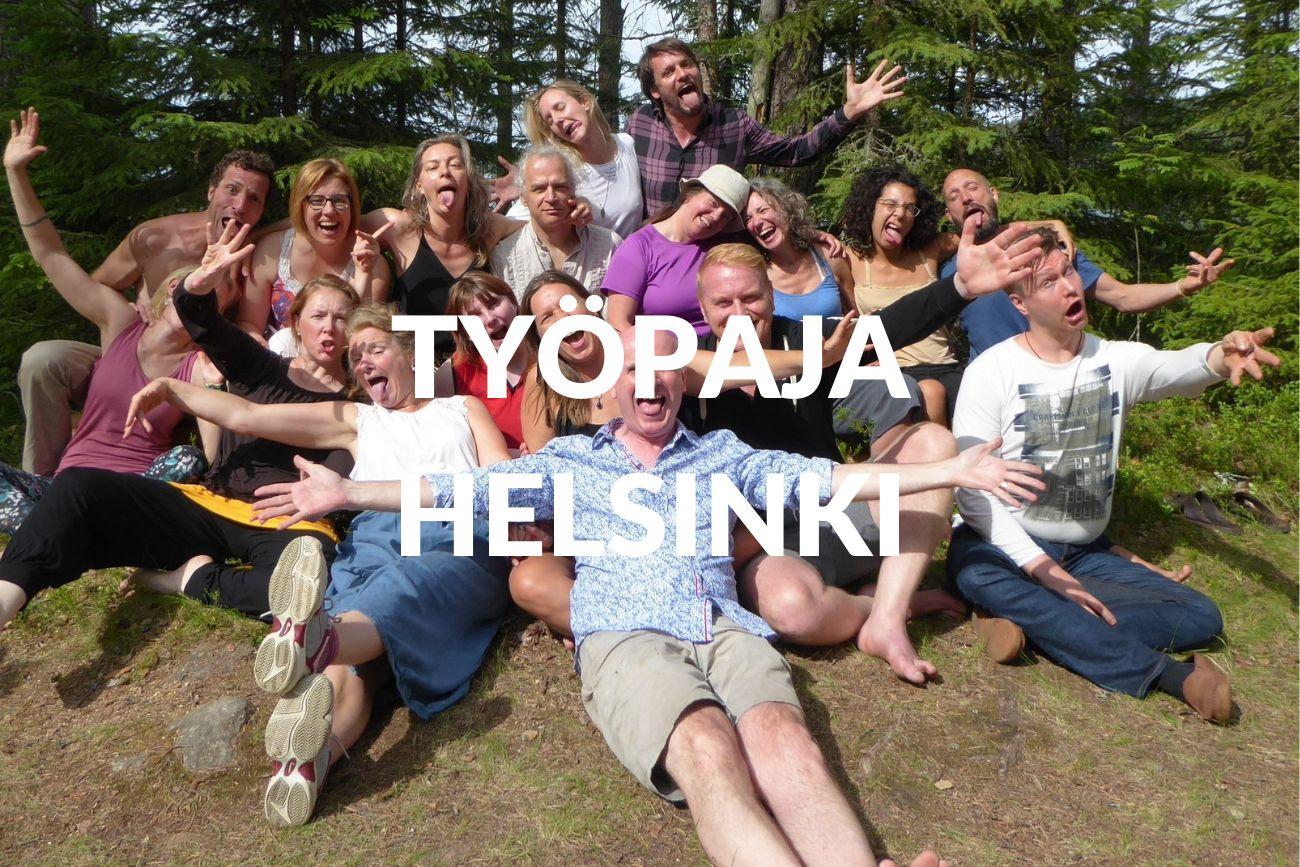 Radikaali Rehellisyys -työpaja, Helsinki | €340-380 | 29-31 Lokakuuta (ilmoittaudu Meilillä)