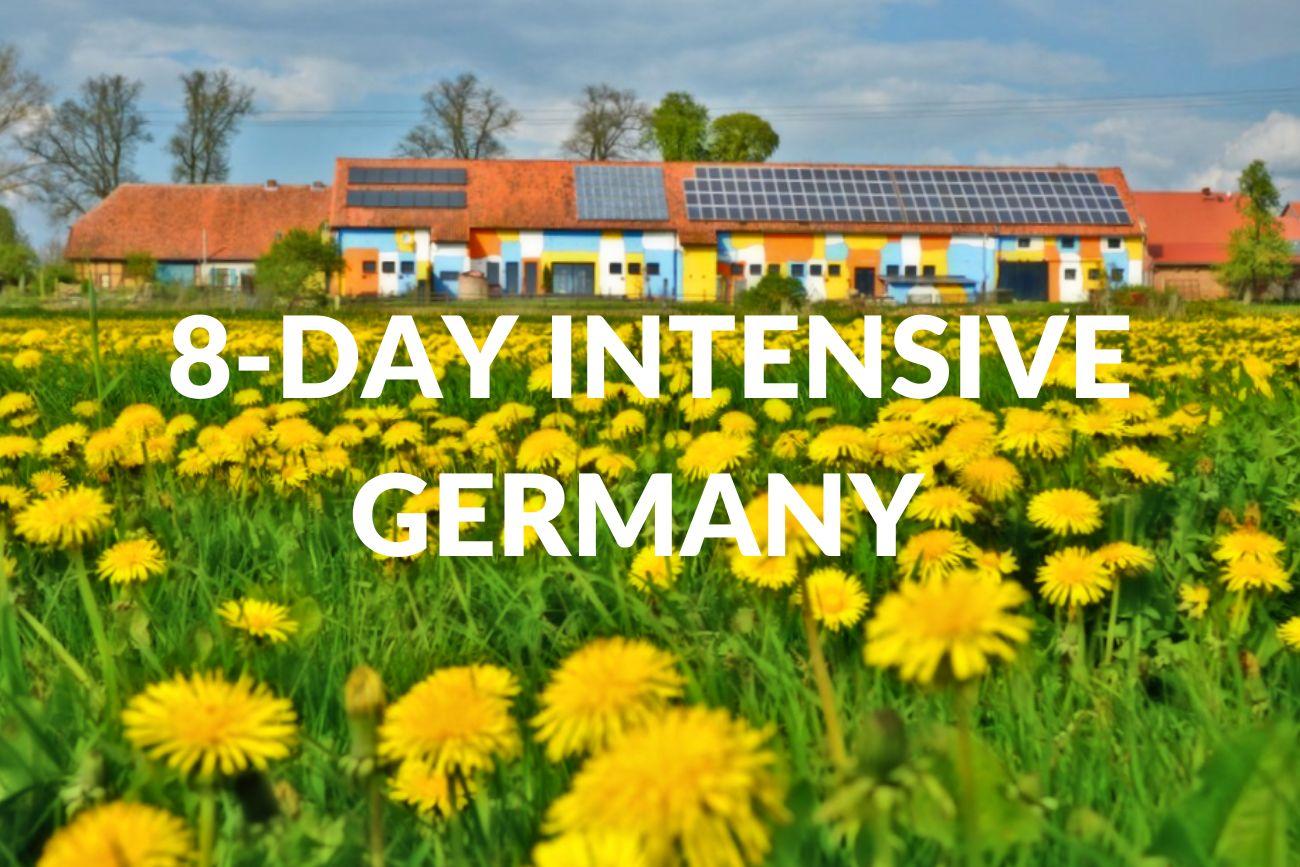 Radical Honesty 8-Day Intensive Retreat In Breetz, Germany  | 28 June–6 July 2021