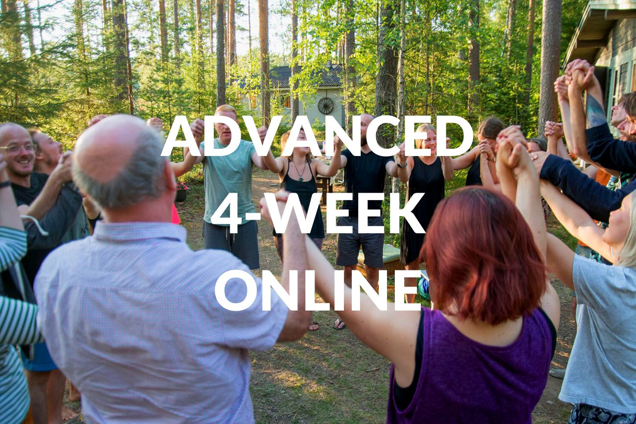 4-Week Online Radical Honesty Advanced Course | 27 January – 17 February 2021