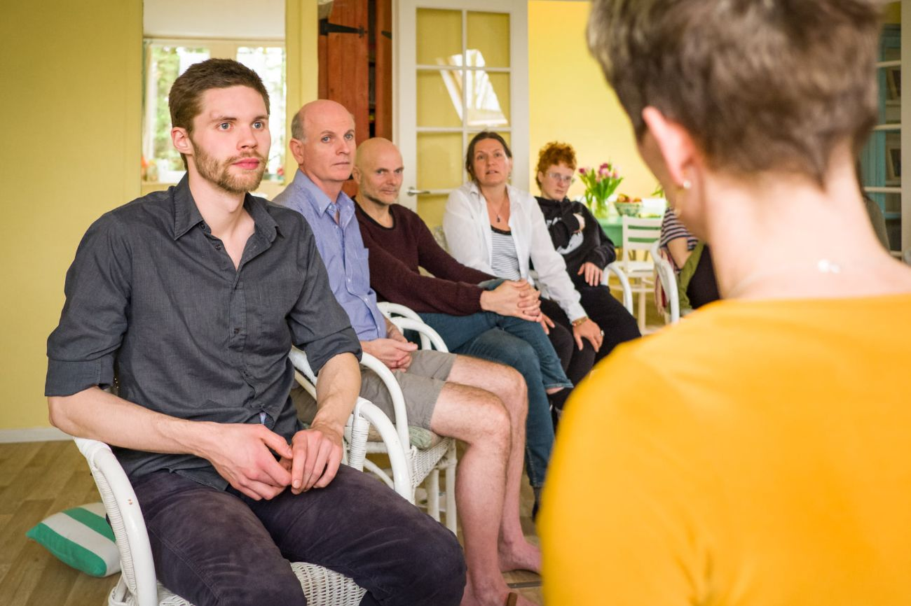 Honesty Europe Participants At A Workshop