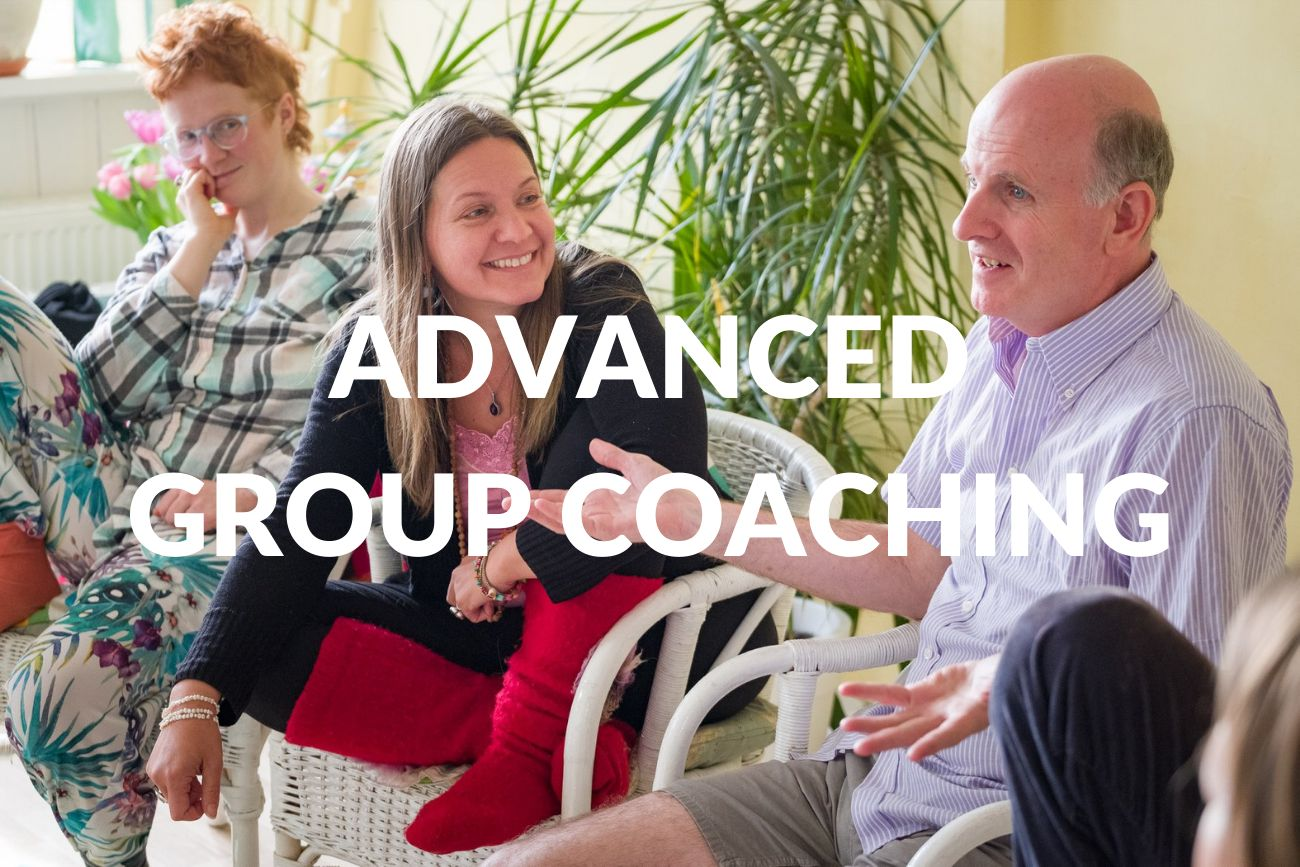 Advanced Group Coaching For Six People | 27 March 2021