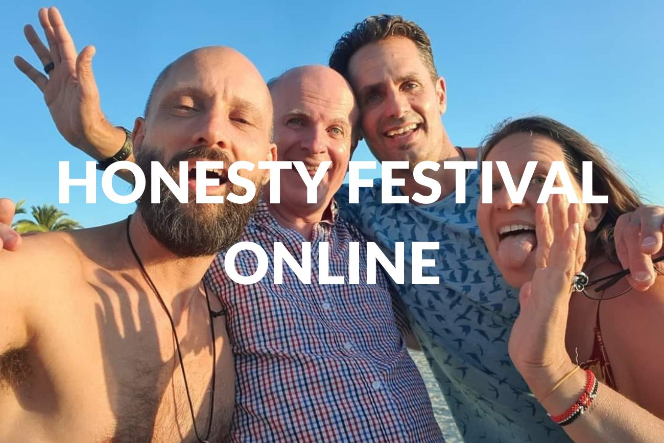 Honesty Festival Online    25 April 2021