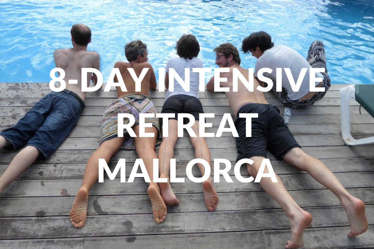 Radical Honesty 8-Day Intensive Retreat In Mallorca, Spain | 6-14 October 2021