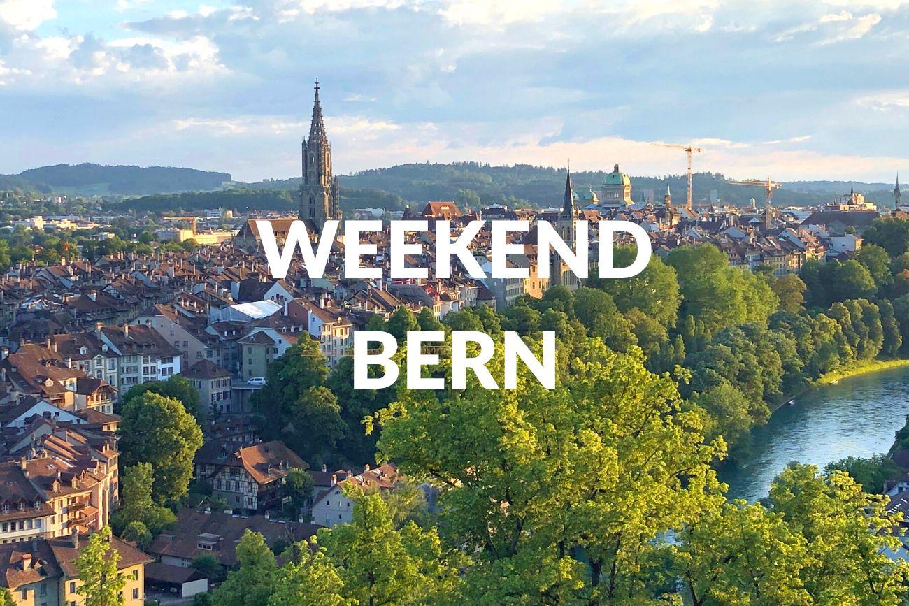 Weekend Workshop Bern, Switzerland | 19-21 November 2021