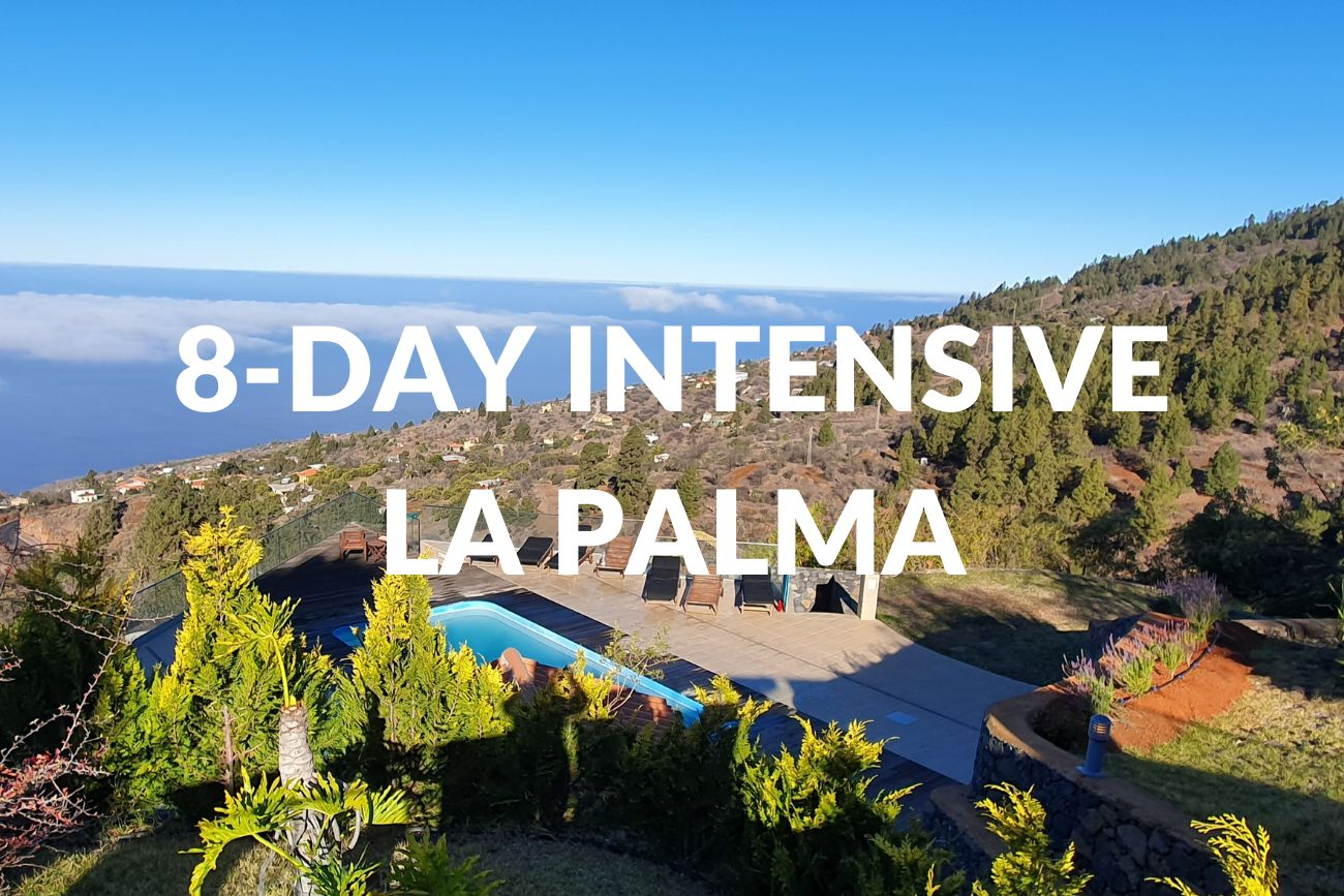 Radical Honesty 8-Day Intensive Retreat In La Palma, Spain | 26 February – 6 March 2022